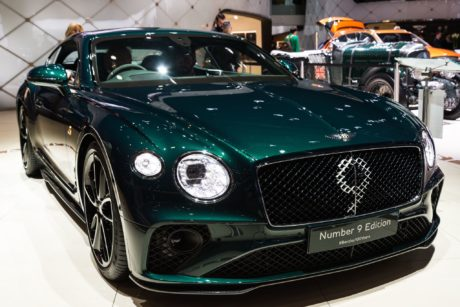 Bentley Continental GT Number 9 Edition – Awesome Body Lines, Geneva 2019