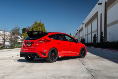 Ford Focus RS MK3 hatchback