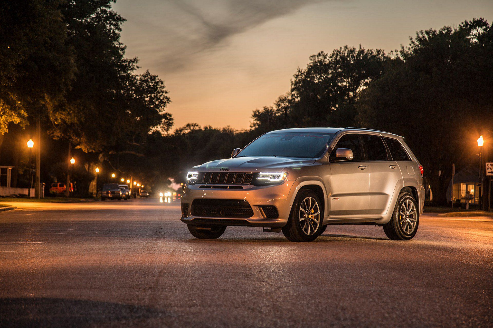 Jeep SRT - 1200 horse power by Hennessey
