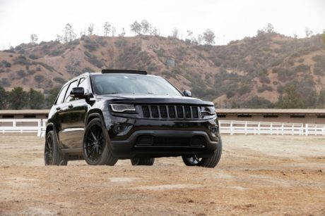 Jeep Grand Cherokee SRT – Design that does not change for 9 years