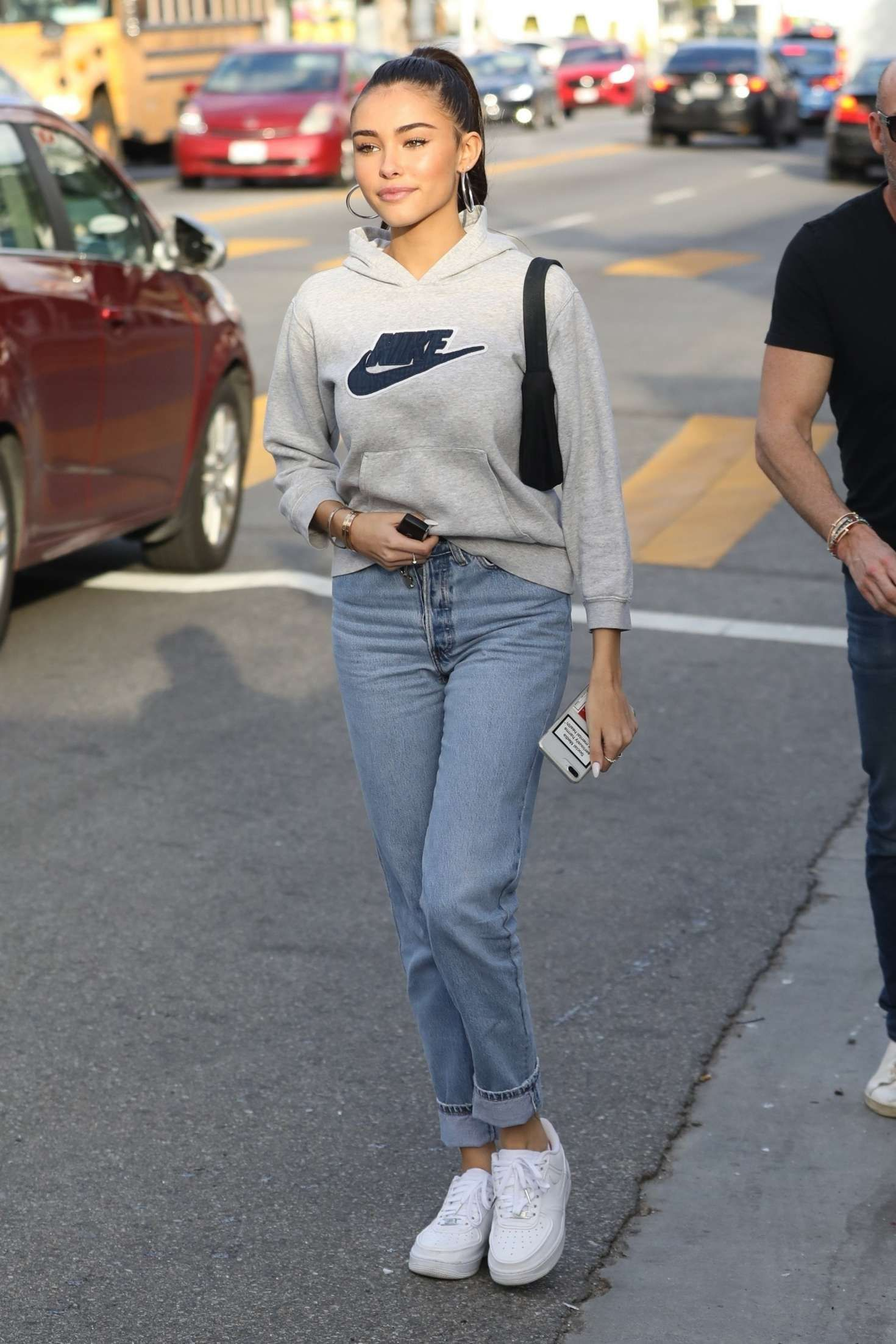 Madison Beer in Los Angeles, 2019