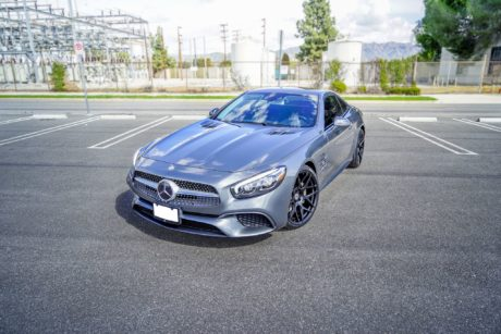 Mercedes-Benz SL 550 – Awesome Choose if You Have $150 000