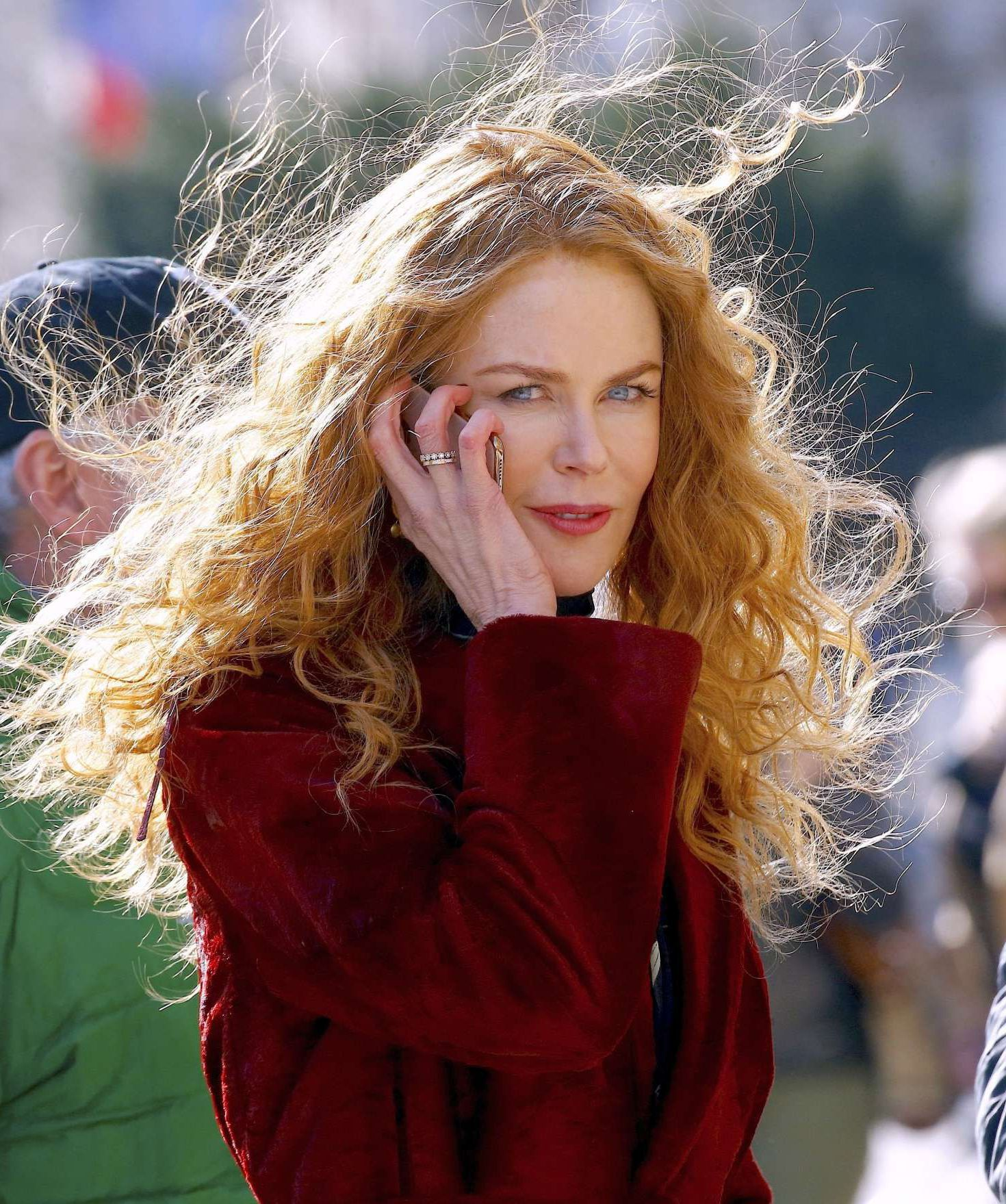 Nicole Kidman redhair actress