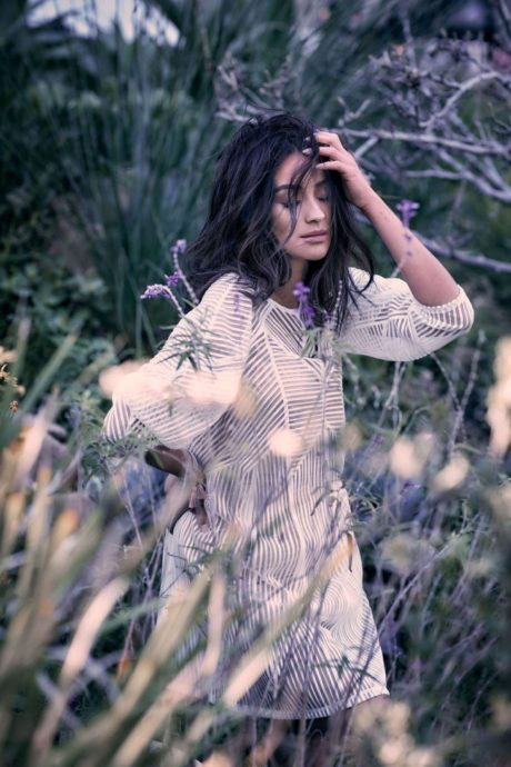 Shay Mitchell for Flaunt Magazine, March 2019