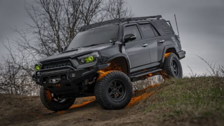 Toyota 4Runner – Awesome SUV at Offroad