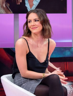 cute actress Katharine McPhee