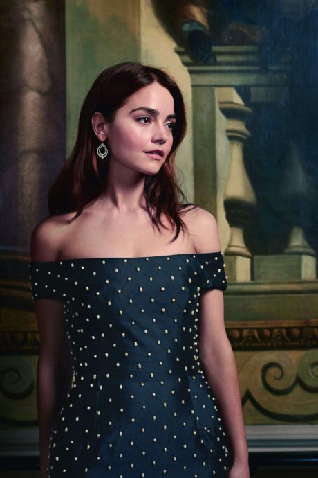 Jenna Louise Coleman exclusive for Harper's Bazaar UK Magazine, April 2019