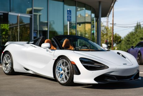 2019 McLaren 720S Spider – Elegant Design and Power in One