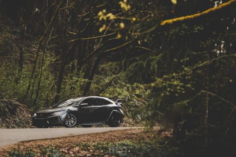 Awesome Honda Civic Type R 2018