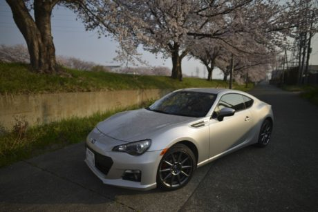 Subaru BRZ – Awesome Perspectives