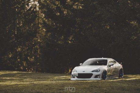 Subaru BRZ widebody kit